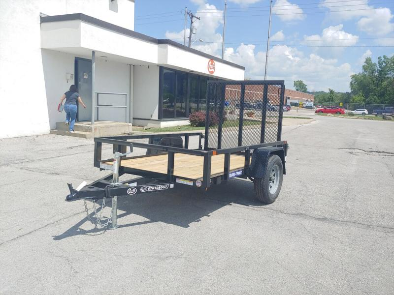 2020 Sure-Trac 5'x8' Tube Top Utility Trailer