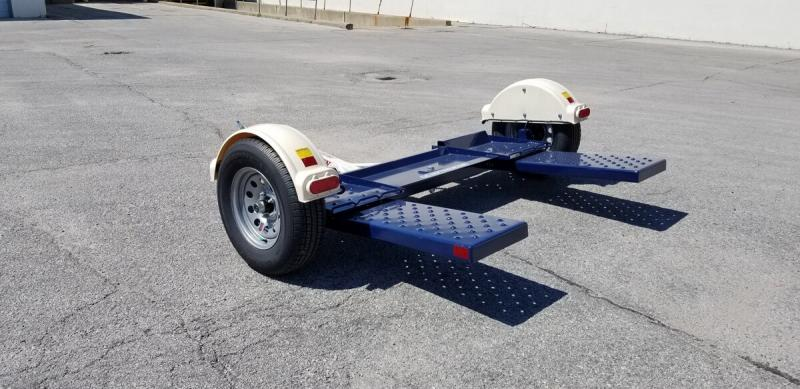 "2020 Master Tow 80"" Car Dolly - No Brakes"
