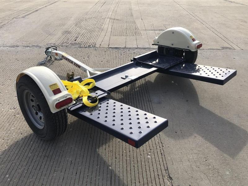 "2020 Master Tow 80"" Car Dolly - Electric Brakes"