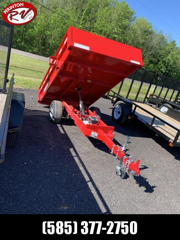 2019 Sure-Trac ST5408D-B Dump Trailer