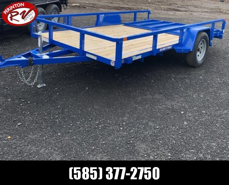 2019 Sure-Trac ST8212TA-B-030 Utility Trailer