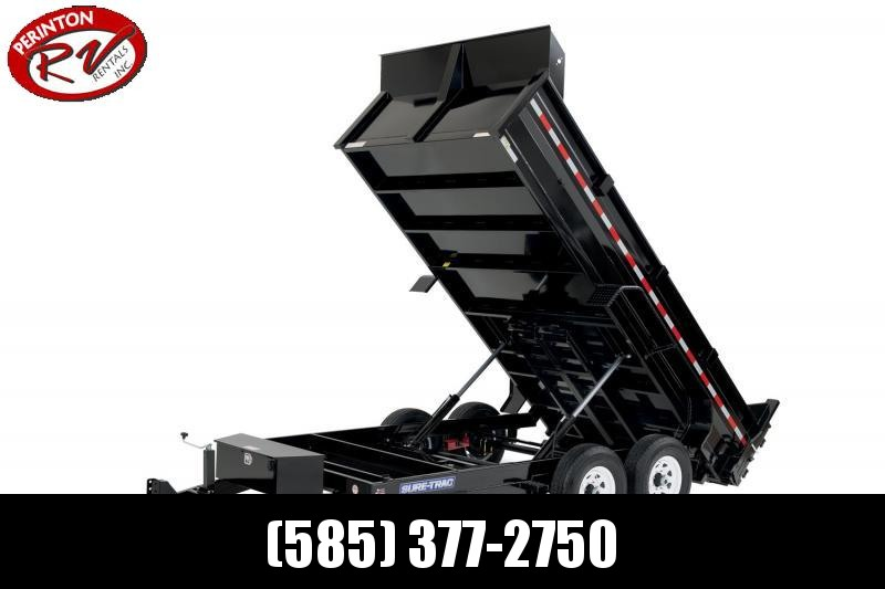 2020 Sure-Trac ST8214DD-B-140 Dump Trailer