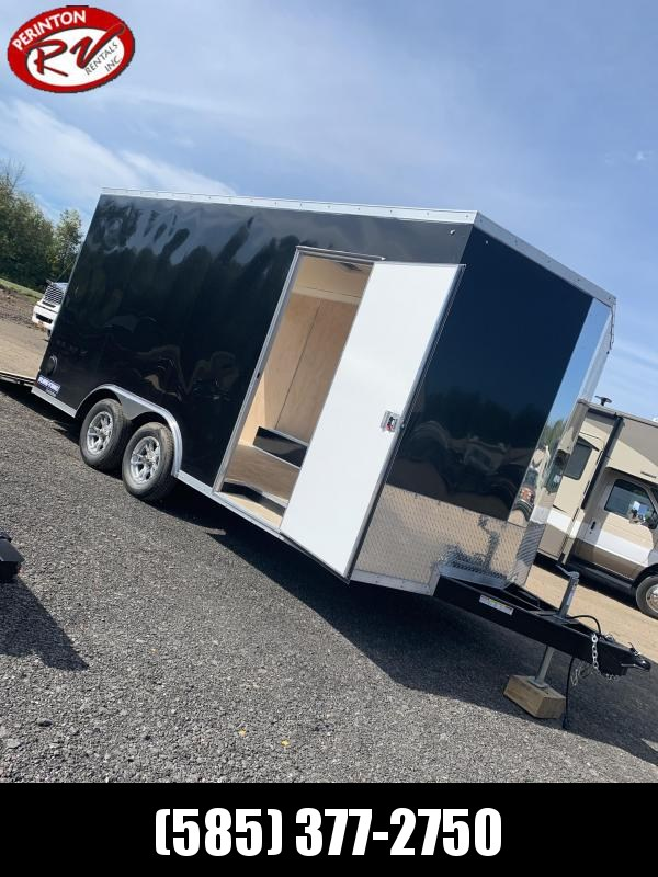 2019 Sure-Trac STW10216TA Enclosed Cargo Trailer