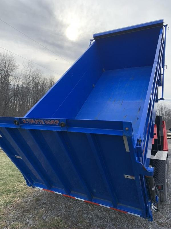 2016 B-Wise COME BACK Dump Trailer