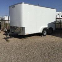 2019 Cargo Express Enclosed trailer