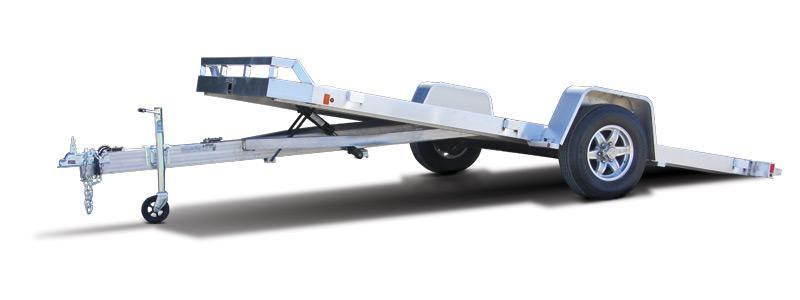 2020 Aluma 8214H-TILT-S-EL-RTD Utility Trailer