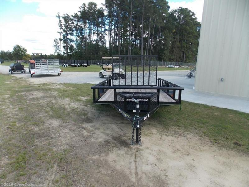 2020 Carry-On 6X10GWPTLED Utility Trailer