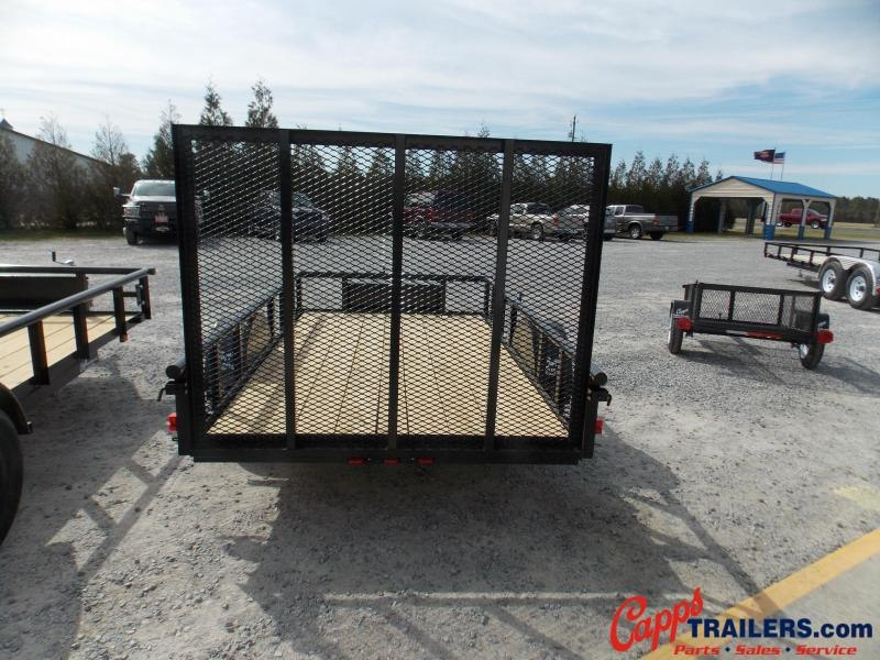 2020 Carry-On CO 5.5X10GWPTLEDNT Utility Trailer