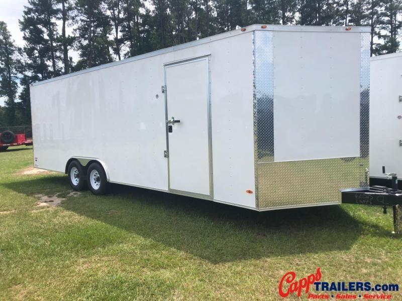 2020 Freedom Trailers 8.5X24TA3 Enclosed Cargo Trailer