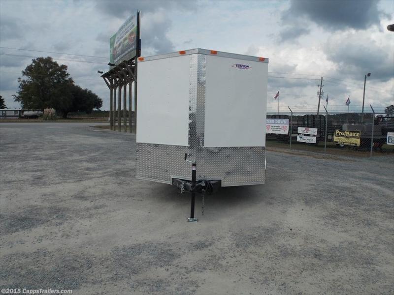 2020 Freedom Trailers FD 7X16TA2-VN3 Enclosed Cargo Trailer