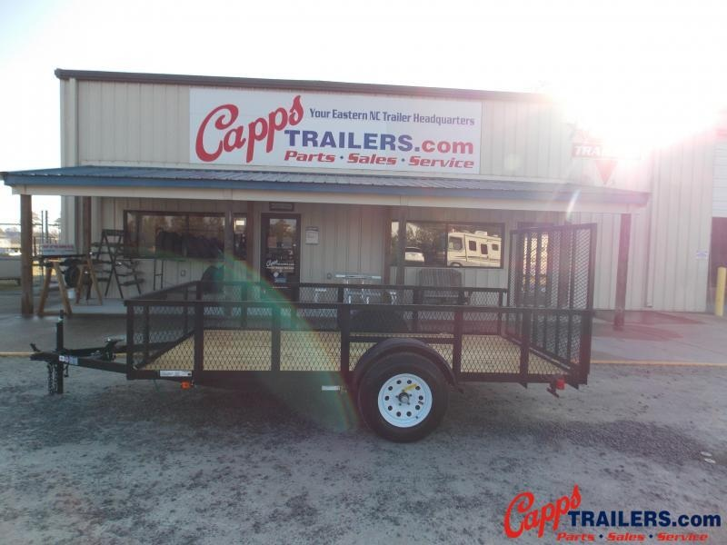 2020 Carry-On CO 6X12GWHSWT Utility Trailer