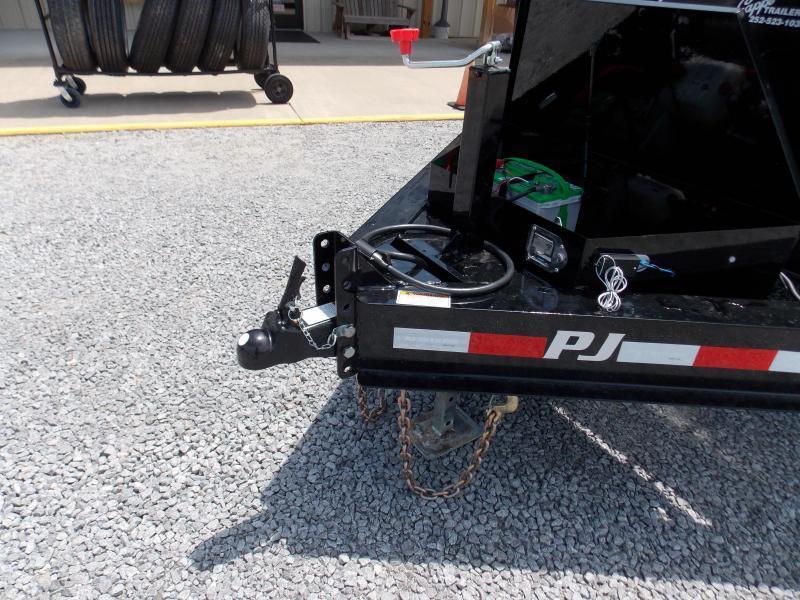 2020 PJ Trailers PJ DMA1672BDSKM-SW03 Dump Trailer