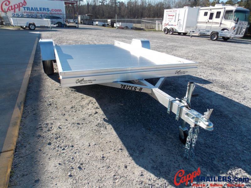 2020 Aluma 7812ESA-S-TG Utility Trailer