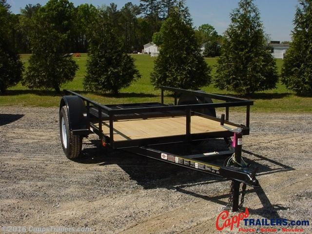 2020 Carry-On CO 5X10GW Utility Trailer