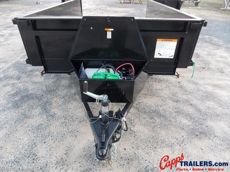 2020 Carry-On 6X10DUMPLP10K-24HS - Tailgate Dump Trailer