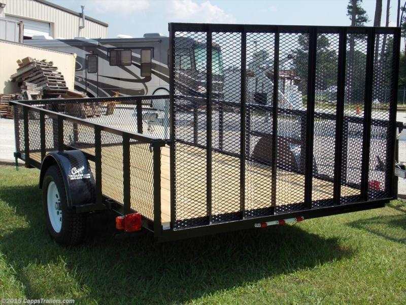 2020 Carry-On CO 6X12GWHS Utility Trailer