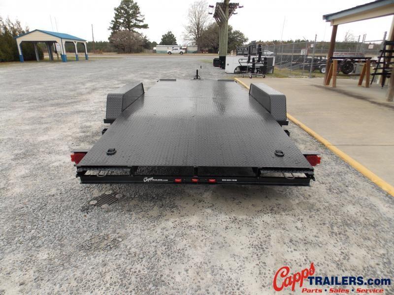 2020 Carry-On CO 7X18SF1BRK Car Hauler