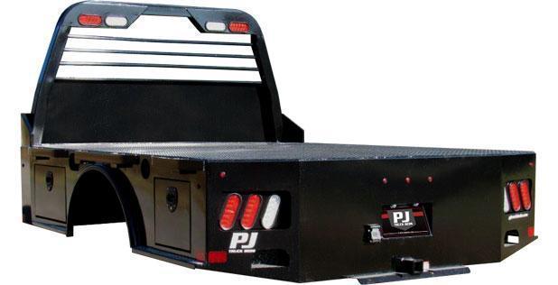 2020 PJ Truck Beds PJ GS 94/94/60/34 SD GM FORD RAM 60CA CC Truck Bed