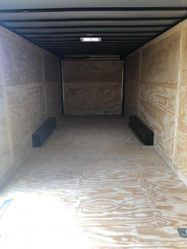 2020 Freedom Trailers DS 8.5X24TA3(6) Enclosed Cargo Trailer