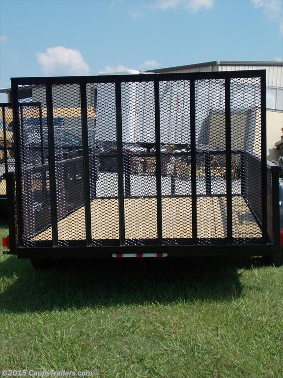 2020 Carry-On CO 6X14GWHS Utility Trailer