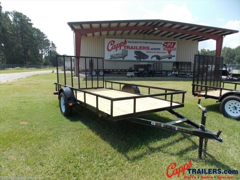 2020 Carry-On CO 6X12GW Utility Trailer