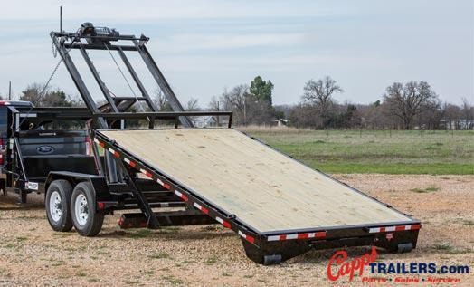 2020 PJ Trailers PJ RD14096SK Roll Off Deck Only