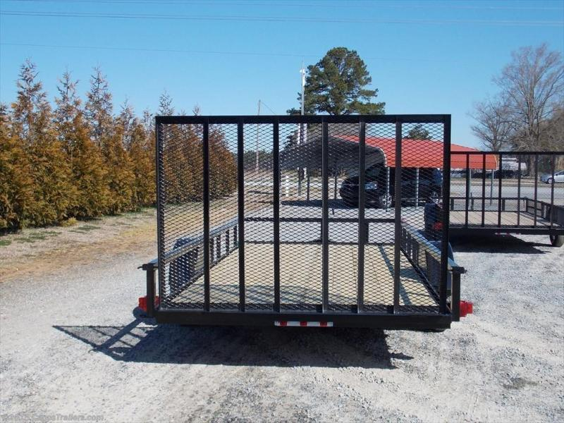 2020 Carry-On CO 6X14GW Utility Trailer