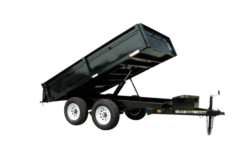 2020 Carry-On CO 6X10DUMPDO10K-24HS Dump Trailer