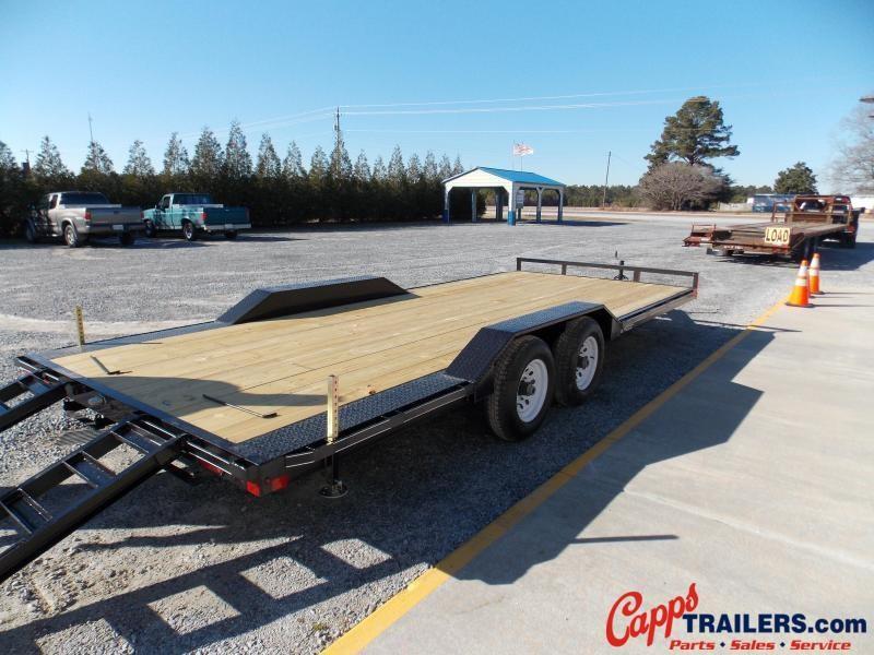 2019 Carry-On CO 8.5X20CHFTSR10K Equipment Trailer