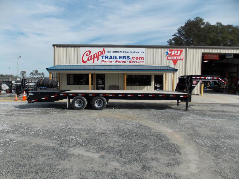 2019 PJ TRAILERS FDR28A2BSWK