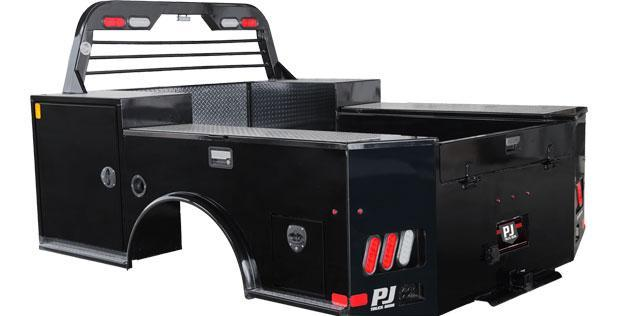 2020 PJ Truck Beds PJ GT 86/84/58/42 NR TG - RAM 3500 SINGLE Truck Bed