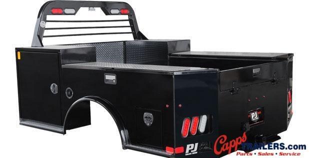 2020 PJ Truck Beds PJ GT 86/84/58/42 NR TG - RAM 3500 SINGLE Truck Bed