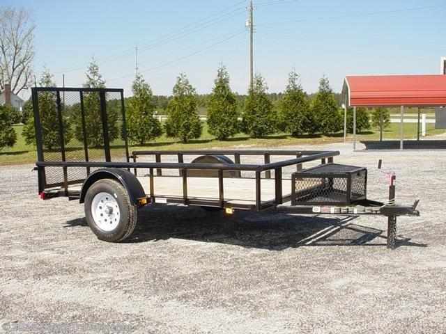 2019 Carry-On CO 5.5X10GWPT Utility Trailer