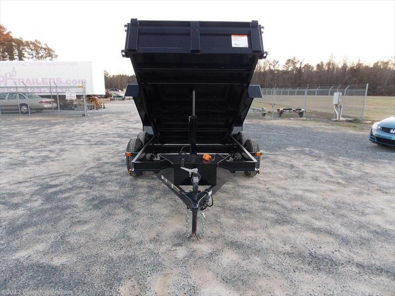 2020 Carry-On 6X10DUMPLP10K - Tailgate Dump Trailer