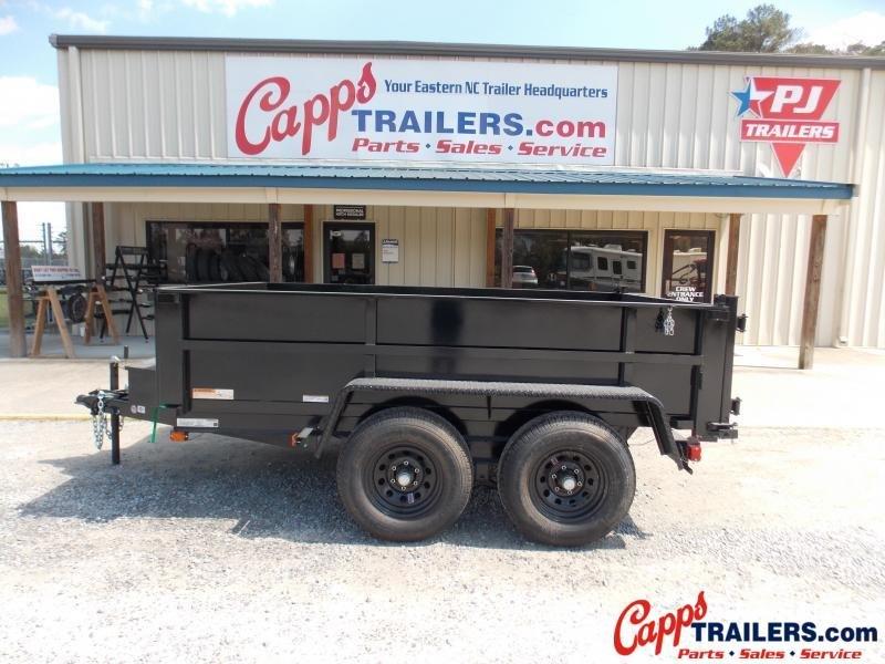 2020 Carry-On 6X10DUMPLP10K-24HS - Tailgate Dump Trailer