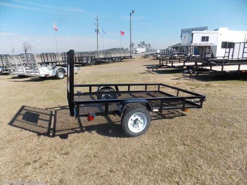 2019 Carry-On CO 5X8G Utility Trailer