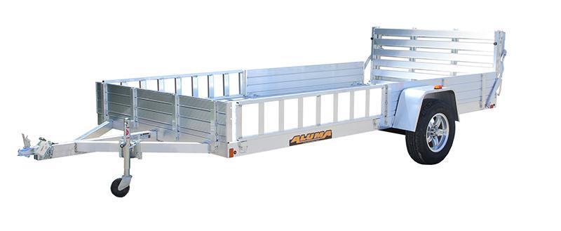 2020 Aluma 8112S-R-BT-SR Utility Trailer
