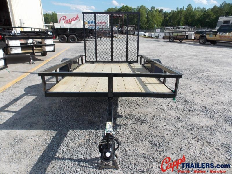 2020 Carry-On 5X8SPW Utility Trailer