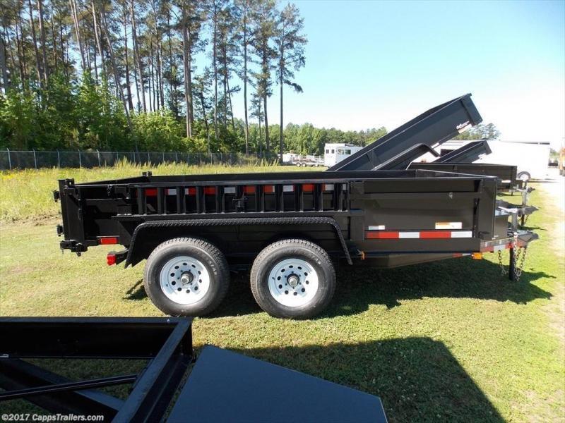 2020 Carry-On 6x12DUMPLP10K - Dump Trailer
