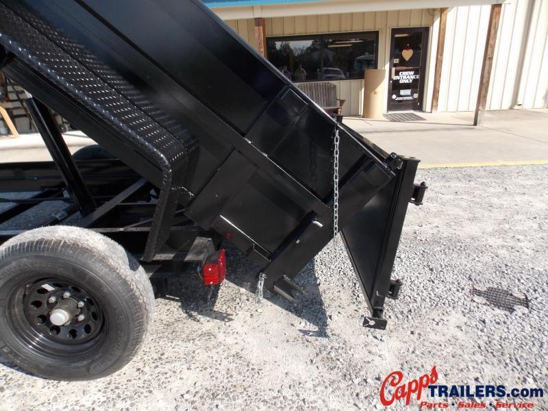 2020 Carry-On 6x12DUMPLP10K-24HS - Dump Trailer