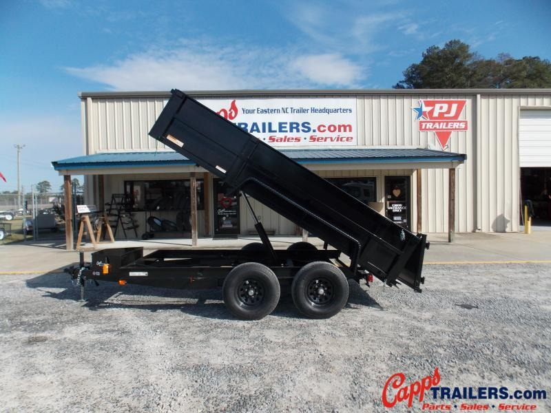 2020 Carry-On 6x12DUMPLP10K - Dump Trailer