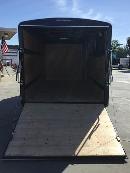 New 2019 Mirage MXPO716TA2 7x16 Enclosed Cargo Trailer