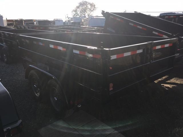 New 2019 Five Star DT065 7k 6x10 Dump Trailer