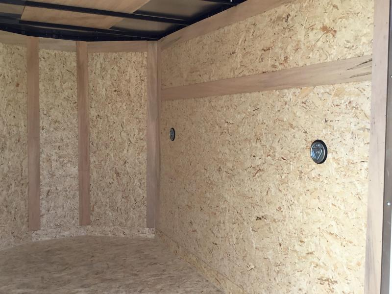 NEW 2020 Wells Cargo FT58S2-D 5x8 Fastrac Enclosed Cargo Trailer