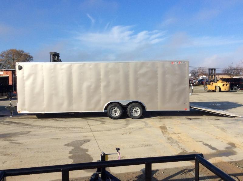 New 2020 Wells Cargo FT8524T3-D 8.5x24 10K Enclosed Cargo Trailer