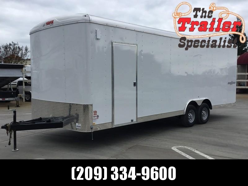 NEW 2019 Mirage MXL8.524TA2 8.5x24 Enclosed Cargo Trailer