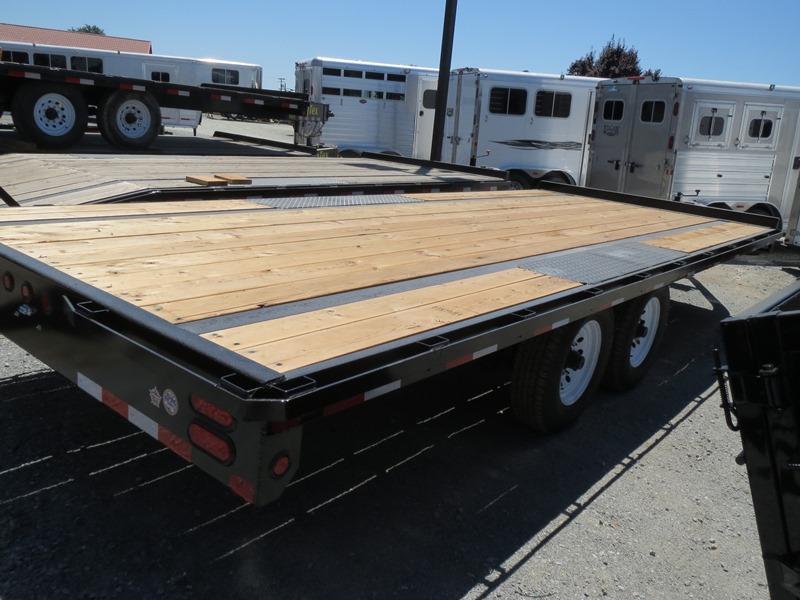 NEW 2019 Big Tex 14OA-18 8.5x18 Equipment Trailer VIN:56729