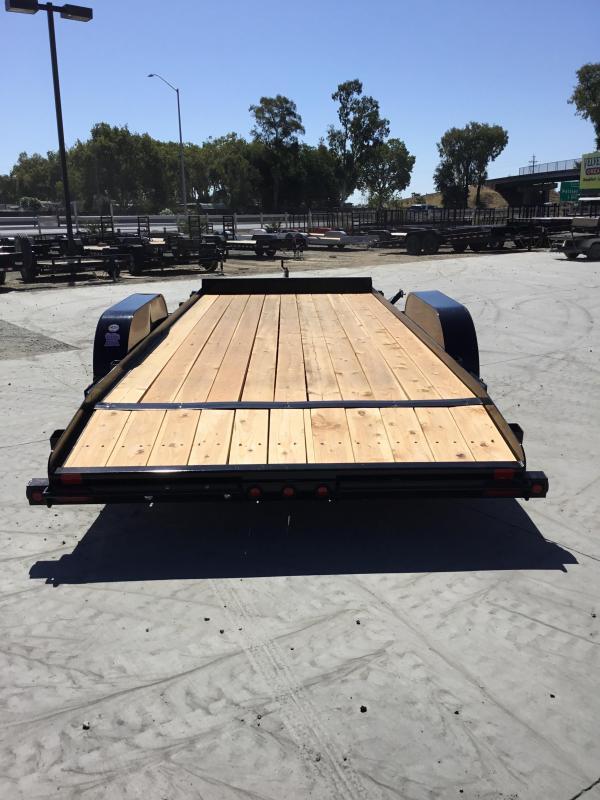 New 2020 Big Tex 70CH-20BRK2DT 7X20 7K Car / Racing Trailer