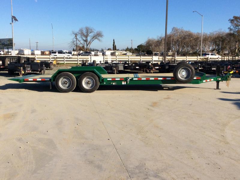 2020 Midsota TB-24 Equipment Trailer 17k Tilt