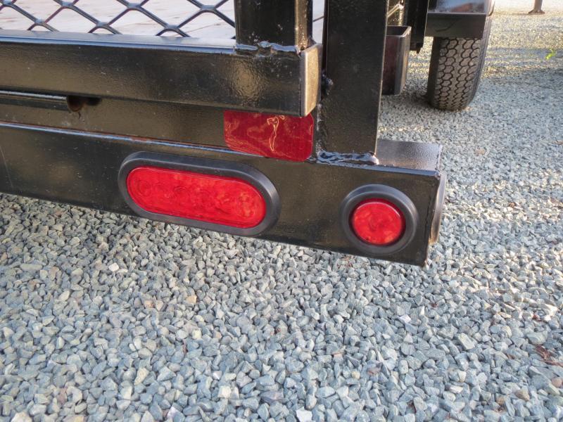 New 2020 Big Tex 35SV-10 6.5x10 Utility Trailer